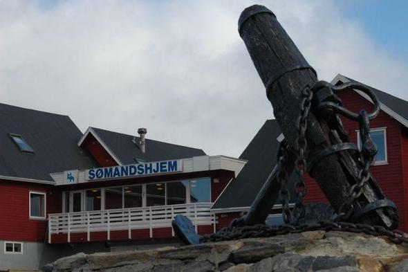 Seemannsheim / Nuuk, Grönland - (Hostel, Couchsurfing, Grönland)