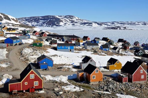 Ittoqqortoormiit / Ostgrönland - (sehenswert, Region, Grönland)