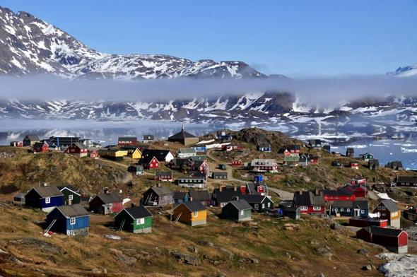 Tasiilaq / Ostgrönland - (sehenswert, Region, Grönland)