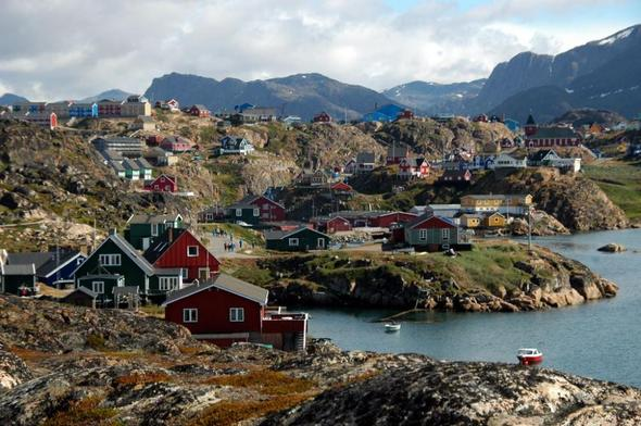 Sisimiut / Westgrönland - (sehenswert, Region, Grönland)