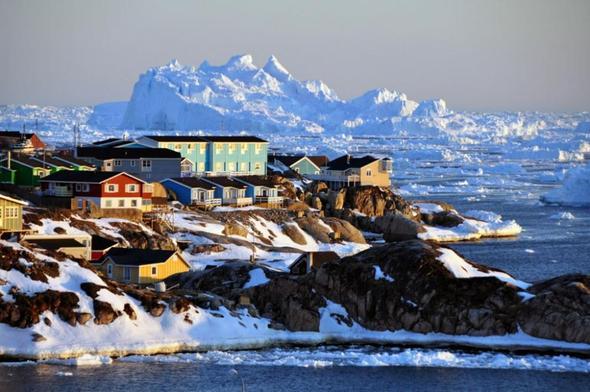 Ilulissat / Nordgrönland - (sehenswert, Region, Grönland)