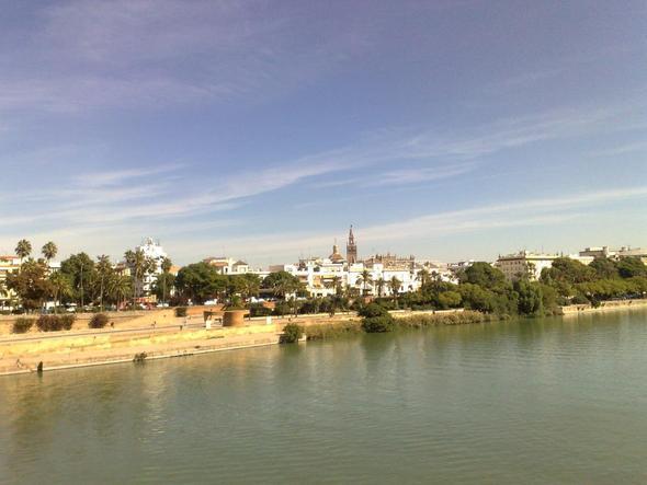 Sevilla am Guadalquivir - (Spanien, Sevilla, Valencia)