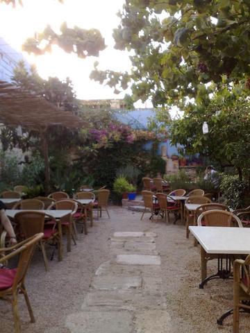 La Mar de Vins Garten - (Spanien, Mallorca, Essen gehen)