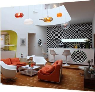 Hotel Sax Prag - (Europa, Hoteltipp, Designhotel)