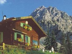 Hochlandhütte - (Bayern, Wandern, Hütte)