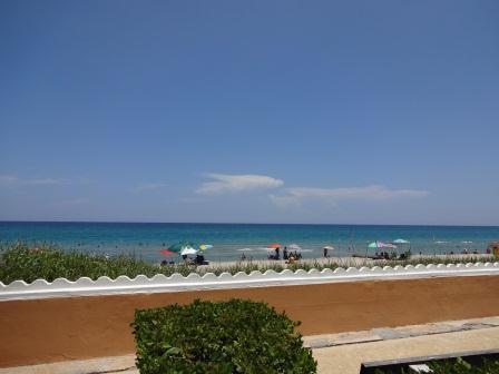 Strand in West Palm Beach - (USA, Amerika, Strand)