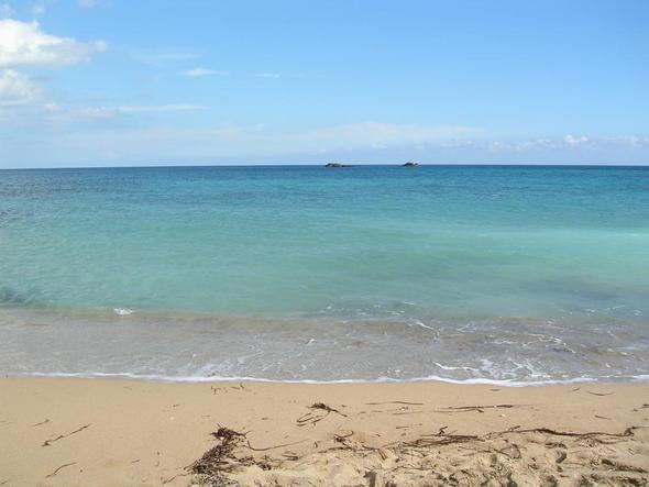 Strand im Oktober - (Spanien, Mallorca, Wetter)