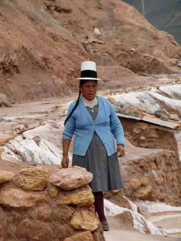 Indiofrau - (Südamerika, Peru, Preis)
