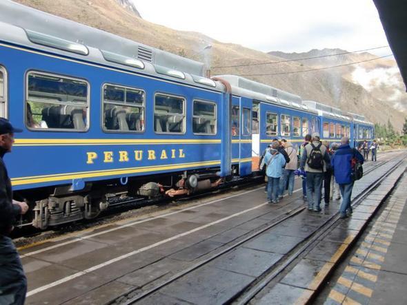 Zug zum Machu Picchu - (Südamerika, Peru, Preis)