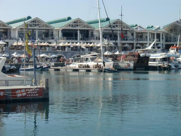 Waterfront - (Sehenswürdigkeiten, Afrika, Hostel)