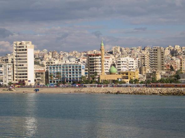Saida - (Sehenswürdigkeiten, Städtereise, Naher Osten)