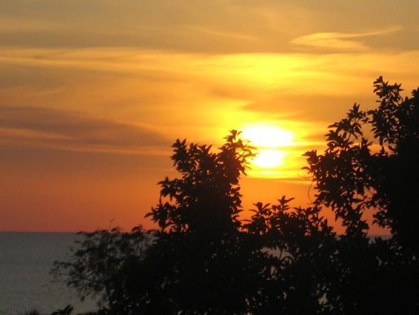 Sonnenuntergang in Byblos - (Sehenswürdigkeiten, Städtereise, Naher Osten)