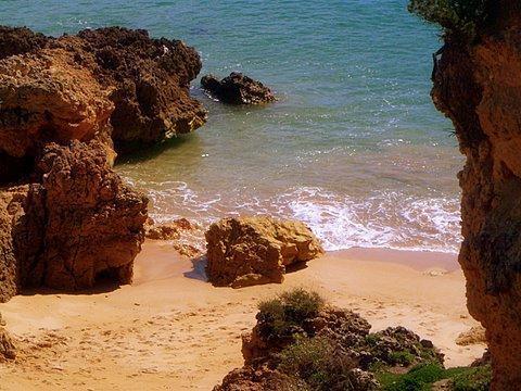 Praia Albandeira - (Portugal, Algarve, Faro)