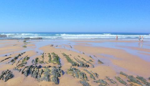 Praia Monte Clerigo - (Portugal, Algarve, Faro)