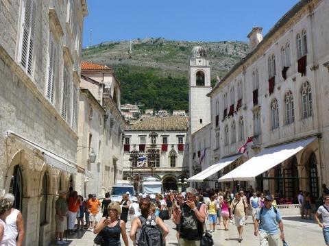 Altstadt Dubrovnik - (Europa, Insel, Griechenland)