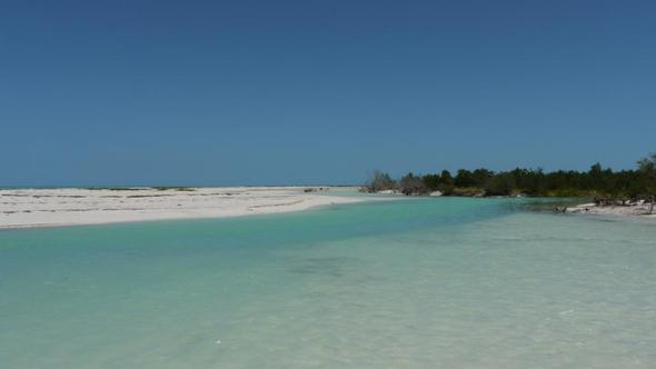 am zweiten Kanal - (Insel, Lateinamerika, Mexiko)
