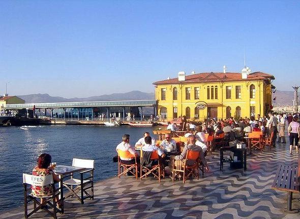 Izmir - (Türkei, Sommerurlaub, Izmir)