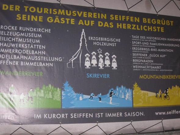 Seiffen - (Europa, Städtereise, Reiseziel)