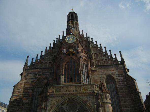 Frauenkirche - (Deutschland, Sehenswürdigkeiten, Bayern)