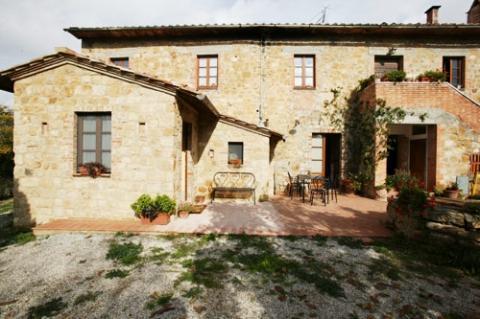 Ansicht Haus - (Italien, Essen, Kultur)