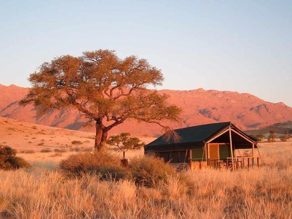 Camp Gecko - (Afrika, Camping, Zelten)