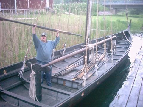 kanu nysäter - (Schweden, Kanu, Storfors)
