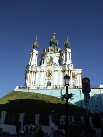 Die Andreas-Kirche - (Sehenswürdigkeiten, Ukraine, Kiel)