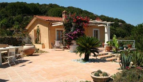 Ferienhaus auf Elba - (Italien, Reise, Urlaub)