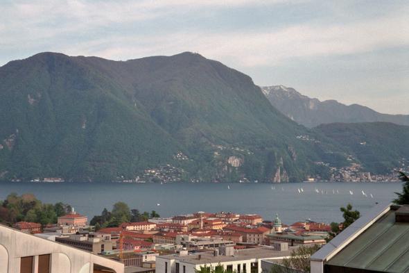 Lugano - (Schweiz, Interlaken, Winterthur)