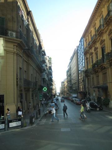 Downtown Palermo - (Italien, Städtereise, Insel)