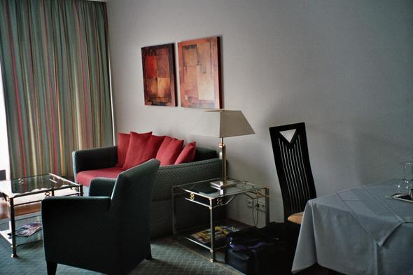 Wohnzimmer - (Deutschland, Hotel, Wellness)