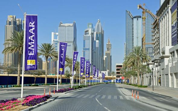 Dubai - (Kreuzfahrt, Kreuzfahrtschiff, Mein Schiff Dubai)