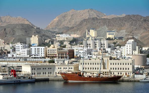 Matrah, Oman - (Kreuzfahrt, Kreuzfahrtschiff, Mein Schiff Dubai)