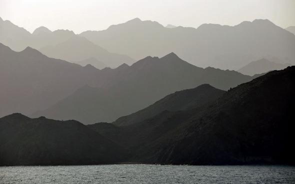 Oman - (Kreuzfahrt, Kreuzfahrtschiff, Mein Schiff Dubai)
