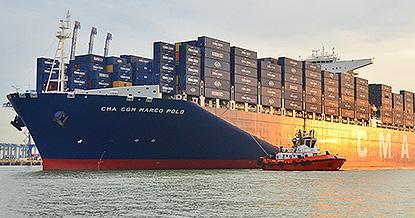 CC Marco Polo - (Deutschland, Hamburg, Hafen)