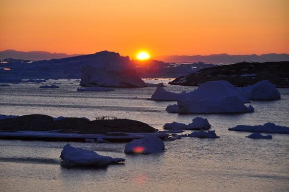 Grönland im Mai - (Reisezeit, Grönland)