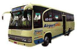 Bangkok Airport Express Bus - (Asien, Thailand, Bangkok)