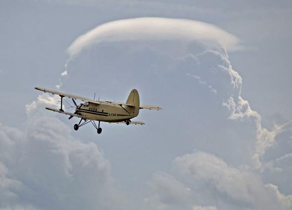 Fliegen rund um die Welt - (Fliegen, Flugangst, Airbus)