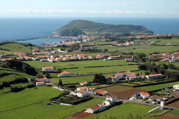 Faial / Azoren - (Insel, Portugal, Sprache)