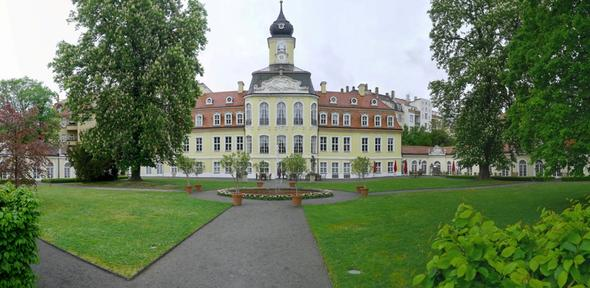 Gohliser Schlößchen - (Deutschland, Sehenswürdigkeiten, Städtereise)