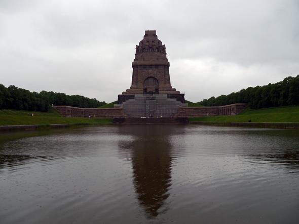 Völkerschlachtdenkmal - (Deutschland, Sehenswürdigkeiten, Städtereise)