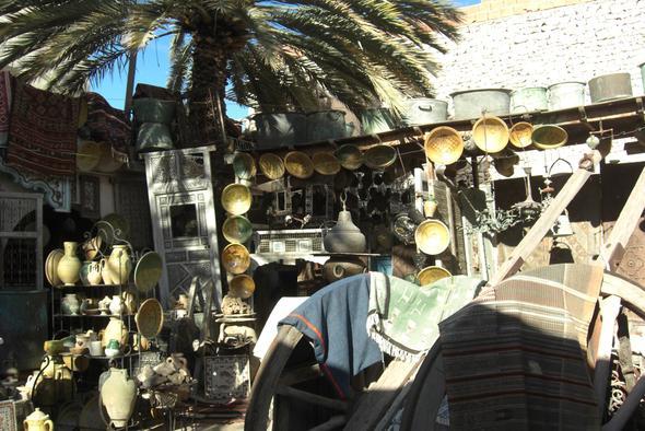 Djerba Basar - (Sehenswürdigkeiten, bar, Freizeitpark)