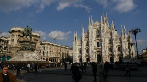 Dom am 19.10.2009 - (Italien, Städtereise, parken)