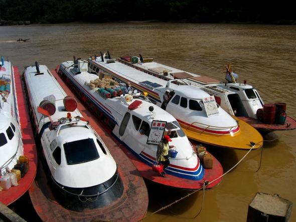 Der öffentliche Nahverkehr - (Asien, Indonesien, Südostasien)