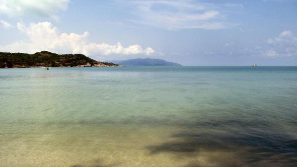 Schöner Strand - (Asien, Thailand, Koh Samui)