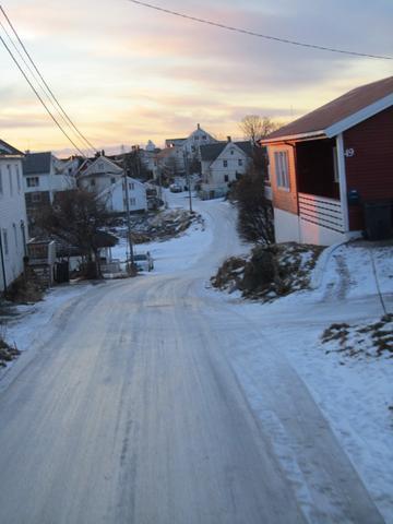 Strassenzustand2 - (Winter, Ausflug, Norwegen)