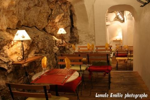 Lei Moulins - (Frankreich, Restaurant, Südfrankreich)