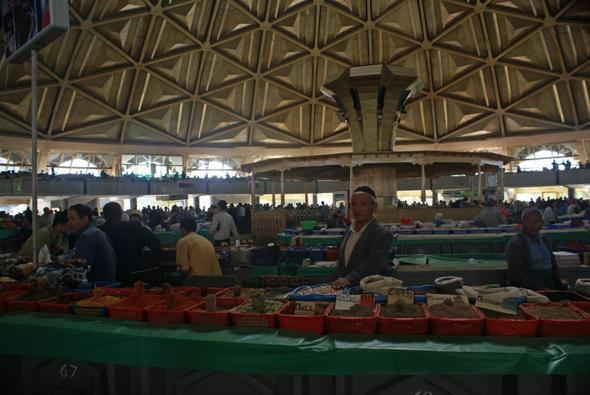 Chorsu Basar - (Städtereise, Informationen, Usbekistan)