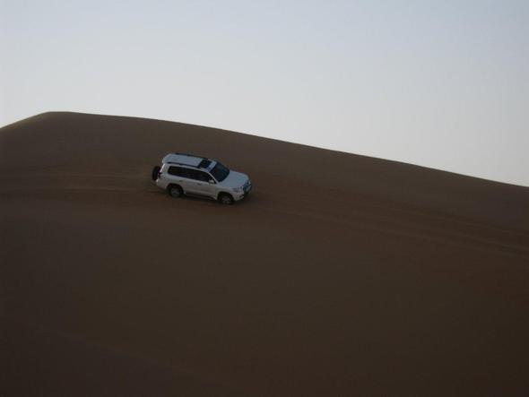 Dune-Bashing 1 - (Dubai, Wüste, Emirates)