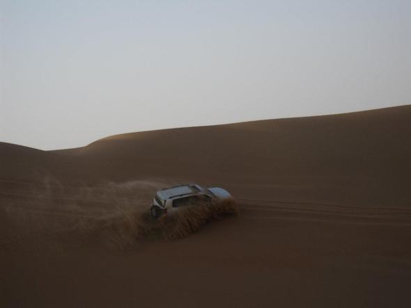 Dune-Bashing 2 - (Dubai, Wüste, Emirates)